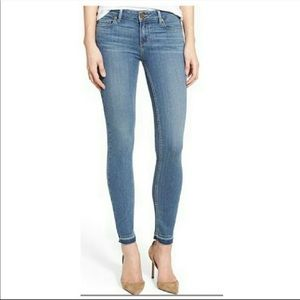 Paige Verdugo Ankle Jeans released hem 29